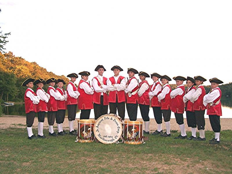 Fife & Drum will march in parade & participate in this year's ceremony