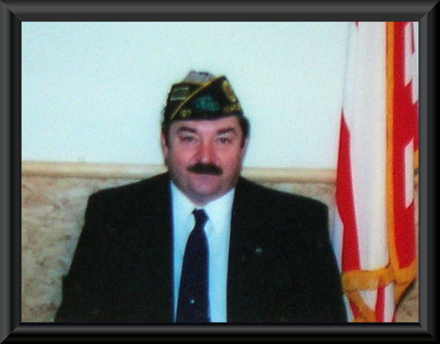 Past Commander Martin W. Clebowicz  1948-2010